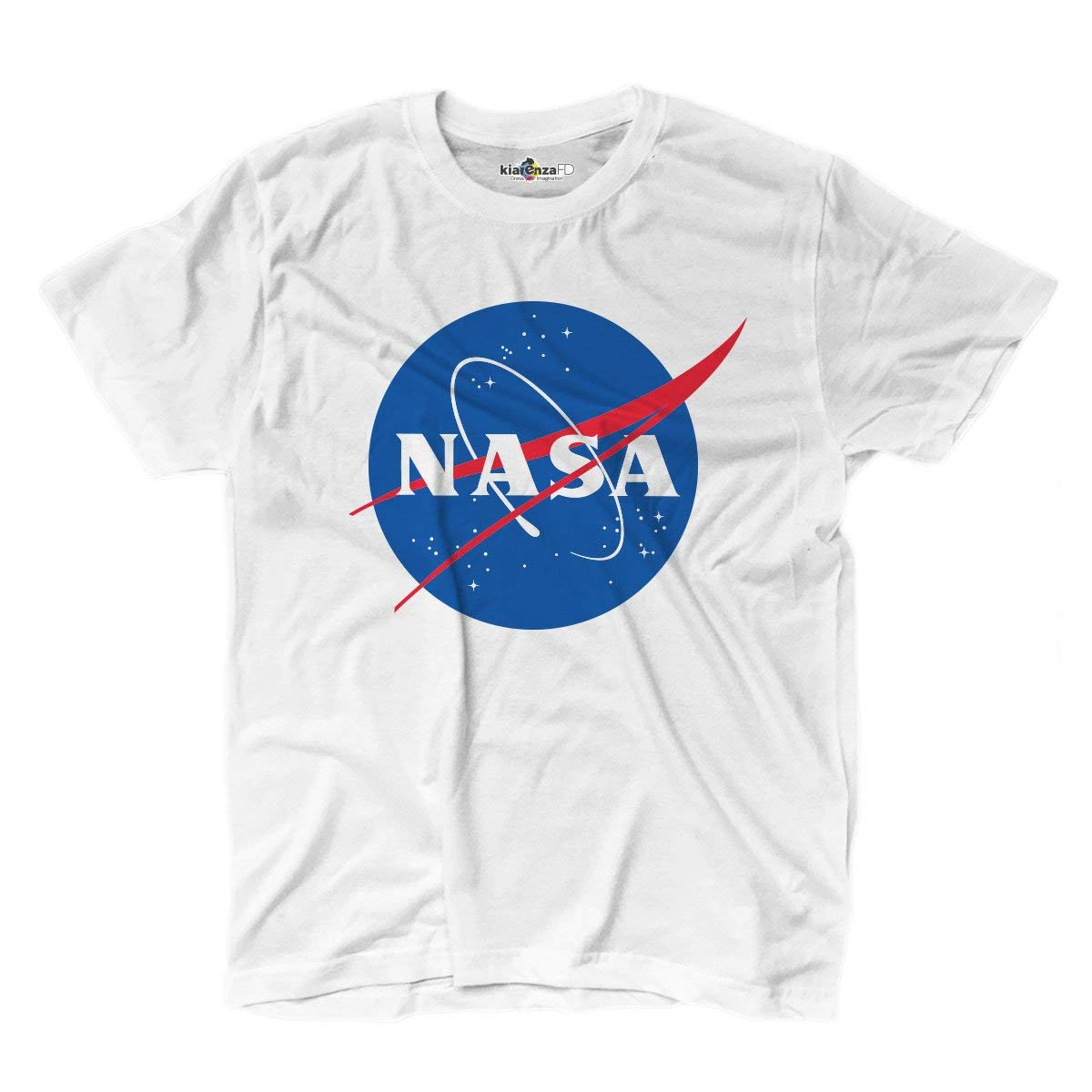 Camiseta Nasa Blanca Home 2.0