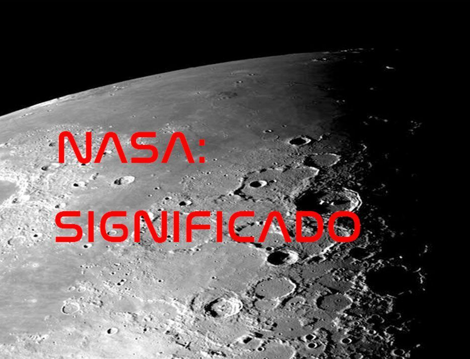 Significado NASA blog