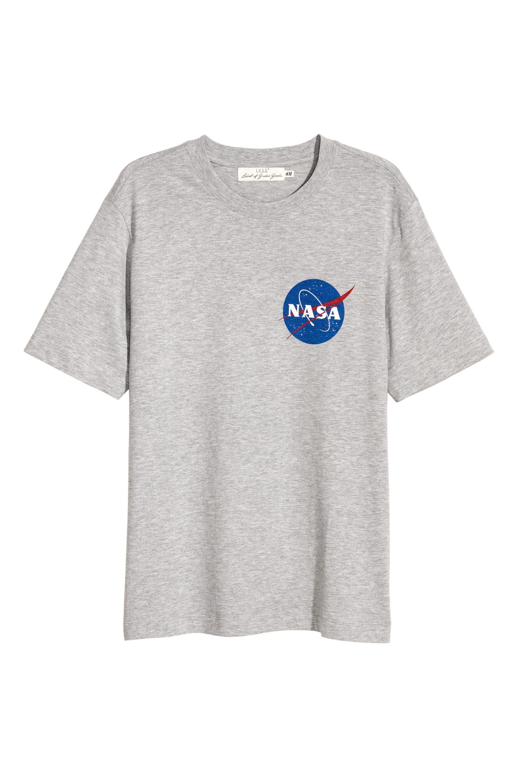 Camiseta Nasa H&M es